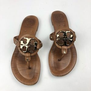 Tory Burch Miller 2 Leather Sandal